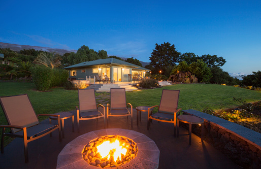 Fire Pit Construction San Ramon