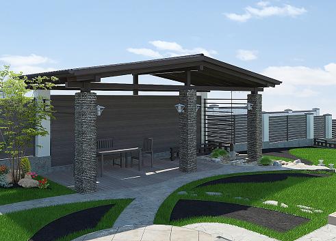 Pavilion Construction San Ramon