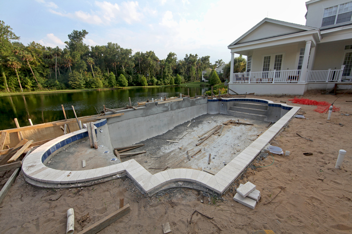 Pool House Construction Danville CA