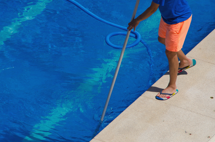 Pool Maintenance Danville CA